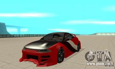Mitsubishi Eclipse - Tuning für GTA San Andreas