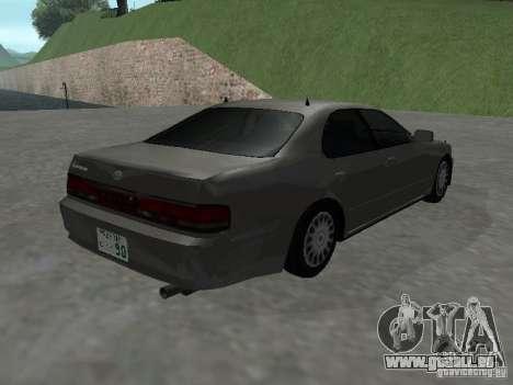 Toyota Cresta JZX 90 für GTA San Andreas zurück linke Ansicht