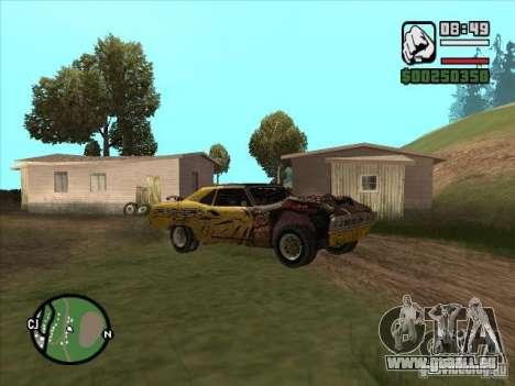 FlatOut Blade pour GTA San Andreas vue de droite