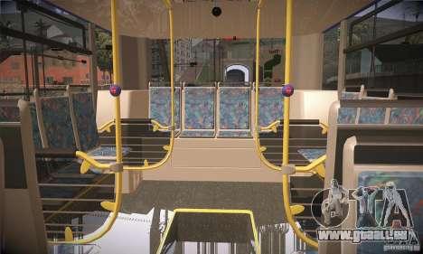 Anhänger Design X 3 GL für GTA San Andreas Rückansicht