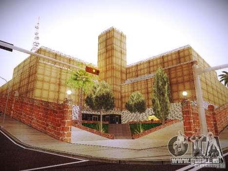 Das neue Krankenhaus von Los Santos für GTA San Andreas
