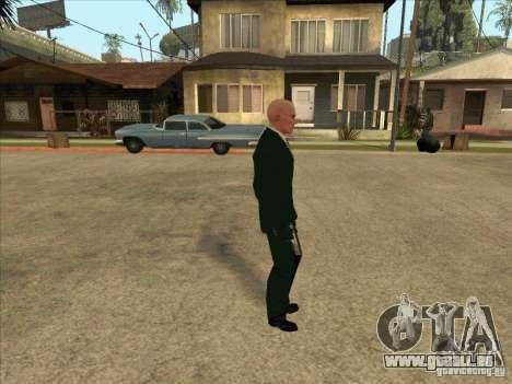 Hitman: Codename 47 für GTA San Andreas zweiten Screenshot