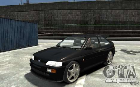 Ford Escort Cosworth pour GTA 4