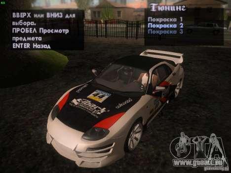 Mitsubishi FTO Tuning für GTA San Andreas