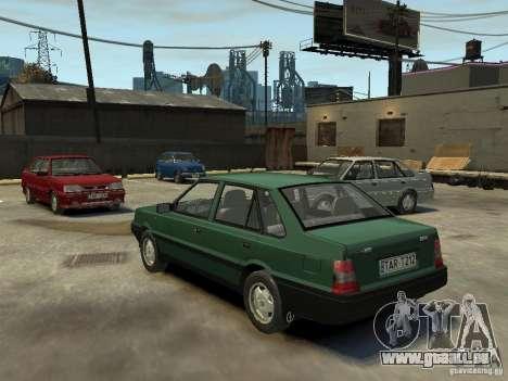 FSO Polonez für GTA 4 Seitenansicht