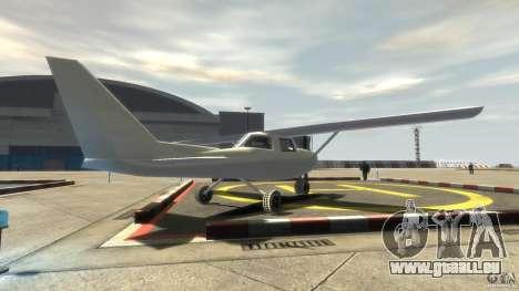 San Andreas Dodo pour GTA 4 Vue arrière de la gauche