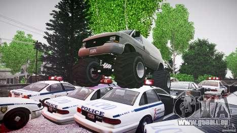 MEGA Speedo v0.9 für GTA 4 obere Ansicht