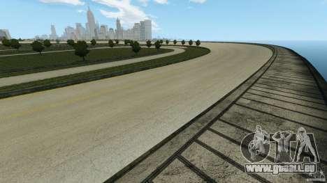 Dakota Raceway [HD] Retexture für GTA 4 zwölften Screenshot