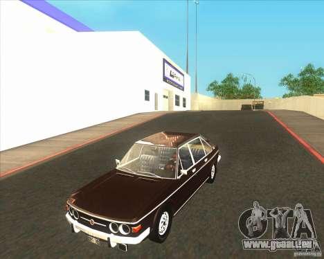 Tatra 613-2 für GTA San Andreas