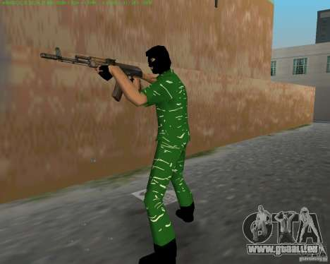 AK-74 für GTA Vice City fünften Screenshot