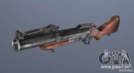 Grims weapon pack2 pour GTA San Andreas huitième écran