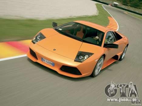 Lamborghini Loadscreens pour GTA San Andreas