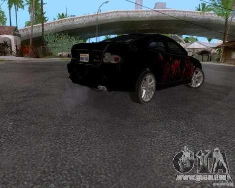 Vauxhall Monaco VX-R pour GTA San Andreas vue de côté