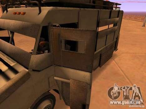 Monster Van pour GTA San Andreas salon