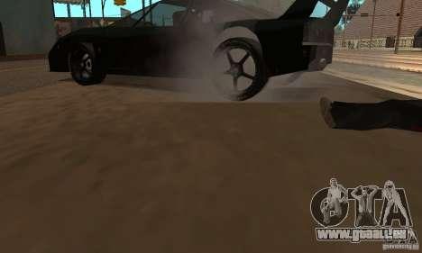 Kits Tuning Sport roue pour GTA San Andreas troisième écran