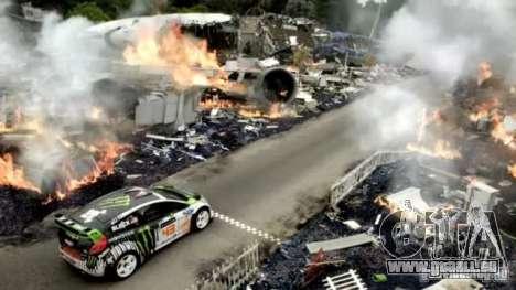 Écrans de chargement 4 Gym pour GTA San Andreas quatrième écran