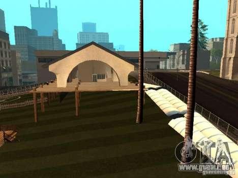 Villa in San Fierro für GTA San Andreas zweiten Screenshot