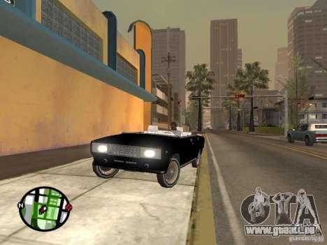 VAZ 2105 Gig v1. 3 für GTA San Andreas