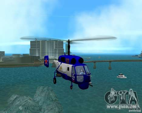 Ka-27 für GTA Vice City