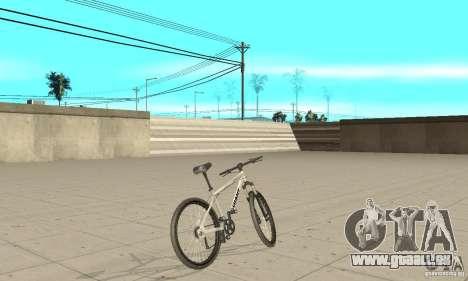 Giant Terrago 3 Disc pour GTA San Andreas sur la vue arrière gauche