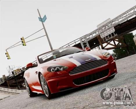 Aston Martin DBS Volante 2010 v1.5 Bonus Version für GTA 4 linke Ansicht