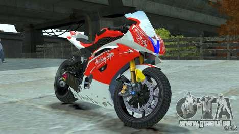 Yamaha YZF R6 für GTA 4