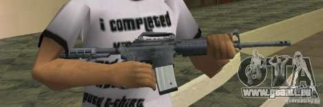 Max Payne 2 Weapons Pack v1 für GTA Vice City zweiten Screenshot