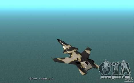 Su-32-Steinadler für GTA San Andreas