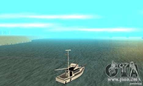 Reefer GTA IV für GTA San Andreas linke Ansicht