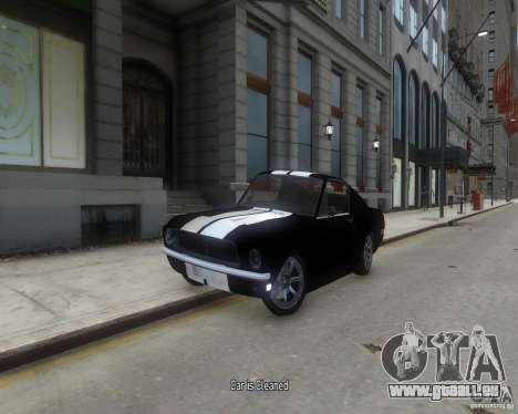 Ford Mustang Tokyo Drift pour GTA 4
