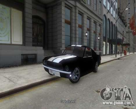 Ford Mustang Tokyo Drift pour GTA 4