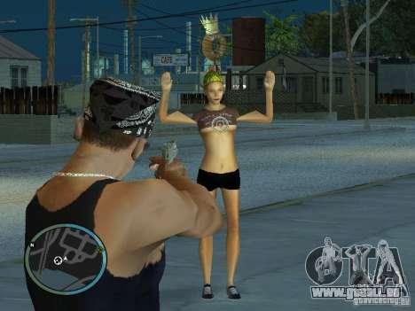 Kamera von GTA IV 1.0 für GTA San Andreas her Screenshot