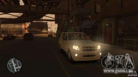 Ford Escape 2011 für GTA 4