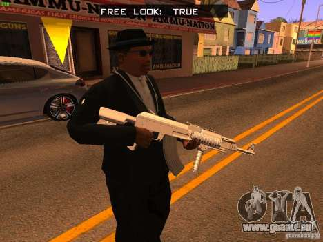 Sound pack for TeK pack für GTA San Andreas