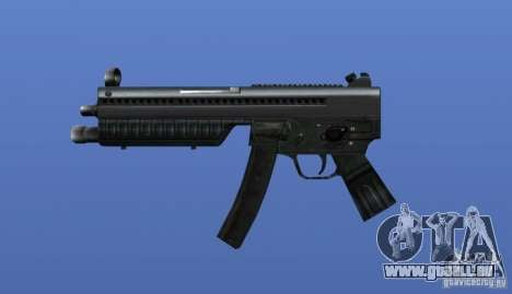Heckler & Koch MP5 für GTA 4 dritte Screenshot