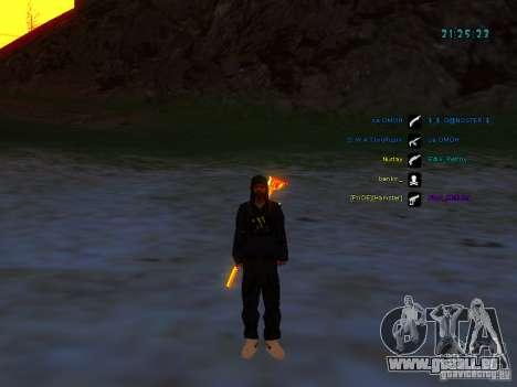 Skin Pack für Samp-rp für GTA San Andreas siebten Screenshot