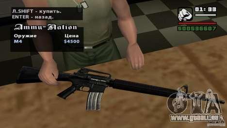 Montage HD pour GTA San Andreas neuvième écran