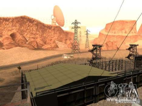 Prison Mod pour GTA San Andreas onzième écran