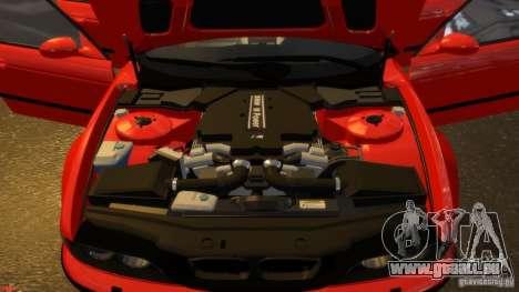 BMW M5 E39 AC Schnitzer Type II v1.0 pour GTA 4 est une vue de dessous