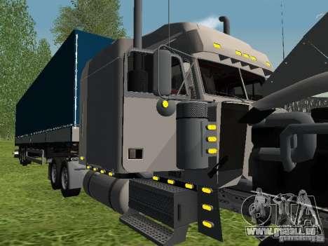 Freightliner FLD120 Classic XL Midride für GTA San Andreas Seitenansicht