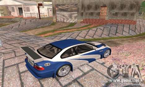 New Groove by hanan2106 pour GTA San Andreas quatrième écran