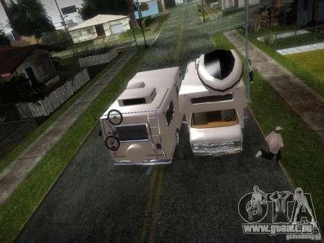 Journey für GTA San Andreas linke Ansicht