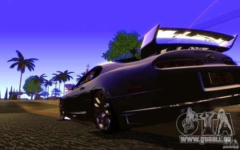 Toyota Supra Rz The bloody pearl 1998 für GTA San Andreas rechten Ansicht