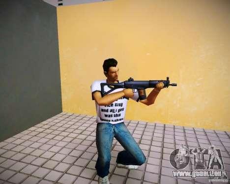 Sig552 pour GTA Vice City