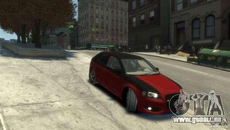 Audi BS3 O.CT Tuning für GTA 4 rechte Ansicht