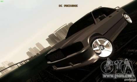 Mercedes-Benz 190E V2.0 pour GTA San Andreas vue de côté