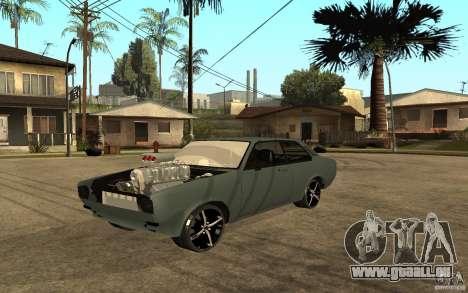 Chevrolet Cheville für GTA San Andreas