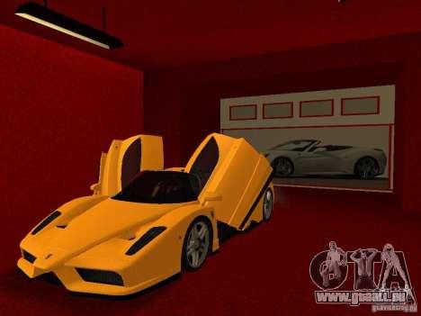 Nouveau Showroom de Ferrari à San Fierro pour GTA San Andreas onzième écran