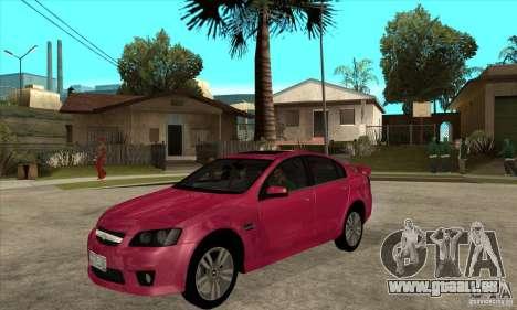 Chevrolet Lumina SS pour GTA San Andreas