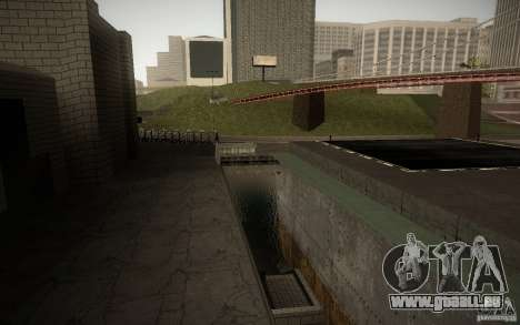 SF Army Re-Textured ll Final Edition pour GTA San Andreas septième écran